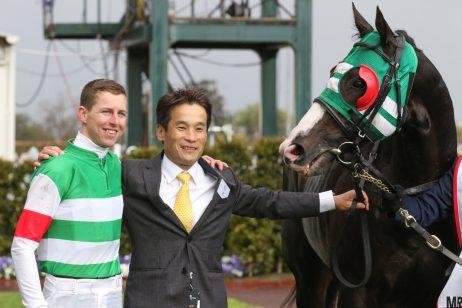 Hisashi Shimizu Backs Damian Lane to Get the Job Done on Melbourne Cup Favourite Mer De Glace