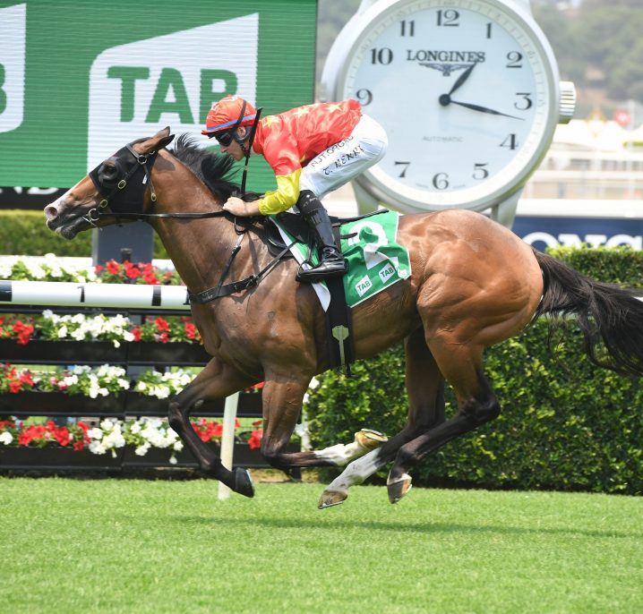2021 Magic Millions 3YO Guineas Results: Aim Wins As Isotope Loses Rider