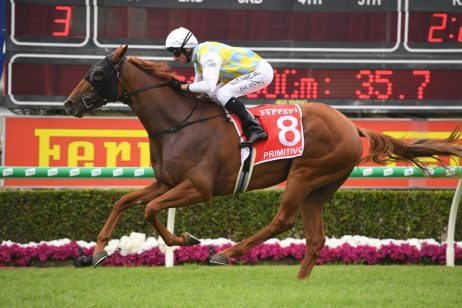 Primitivo Upsets The Candy Man for Magic Millions Trophy