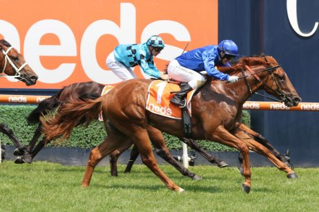 Crosshaven Firms in Caulfield Guineas Betting Following Impressive Prelude Win