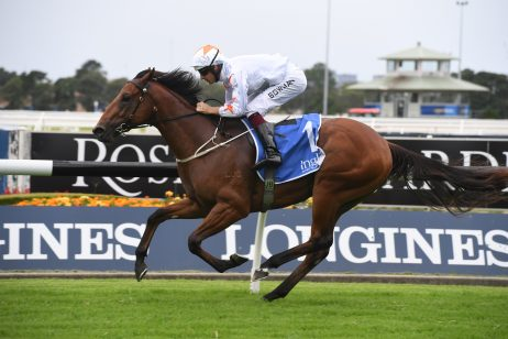 2020 Golden Slipper Day: Rosehill Scratchings & Track Report
