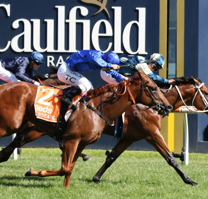 2021 Australian Guineas Field & Betting: Zou Dancer Takes On Tagaloa