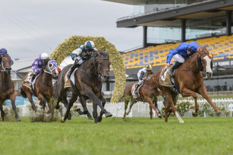 Cascadian the Doncaster Mile Market Mover After Gallant Prelude Win