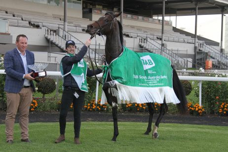Russian Camelot Salutes for Punters in South Australian Derby Results