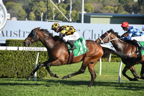 Epsom Handicap 2020 Results: Probabeel and Funstar Run the Quinella
