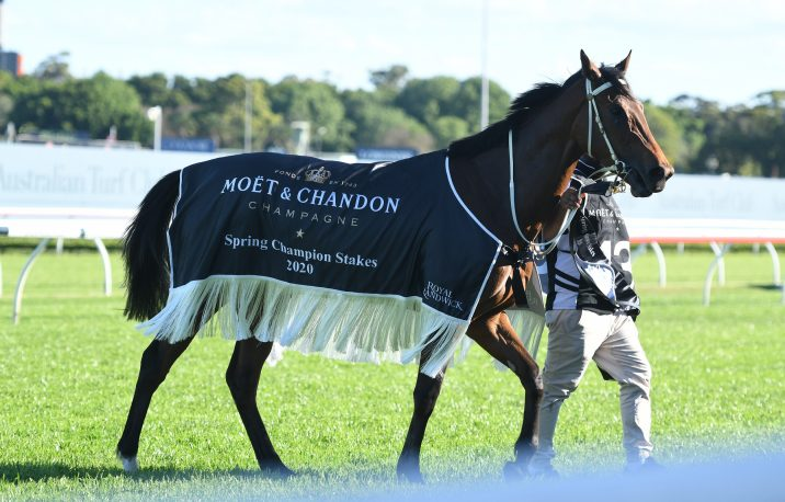 Montefilia Takes on Boys in 2021 Australian Derby Field & Betting