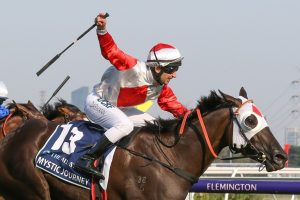 PB Lawrence Stakes Field: Mystic Journey Odds-On in Gate 2