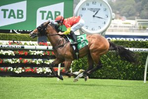 2021 Magic Millions 3YO Guineas Winner Is Aim: Isotope Throws Rider