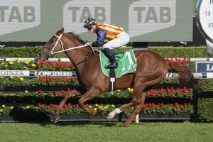 Nature Strip Defends Title in TJ Smith Stakes 2021