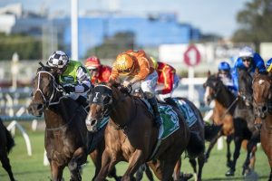 2020 The Roses Results: Vanna Girl Salutes For Punters