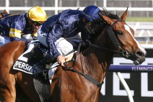 Harmony Rose Ready to Bloom in Vinery Stud Stakes 2021