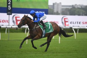 2021 Queen Of The Turf Stakes: Colette Remains Good Chance on Good Going