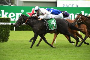 Tommy Berry Combines for Percy Sykes Stakes Upset Aboard Jamaea